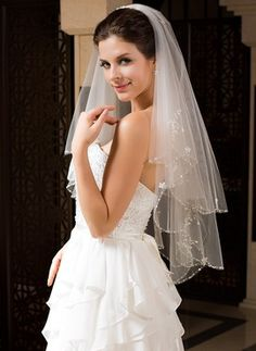 Magic 2015 wedding veils, glamorous wedding veils at cheap price are at JJsHouse.com. JJsHouse - JJsHouse en