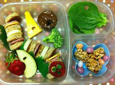 Biting The Hand That Feeds You: The Hungry Caterpillar Lunch in @EasyLunchboxes