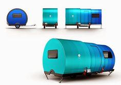 Camper-Stuebchen: 3X - Der expandierende Caravan von BeauEr