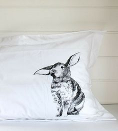 Bunny Pillowcases
