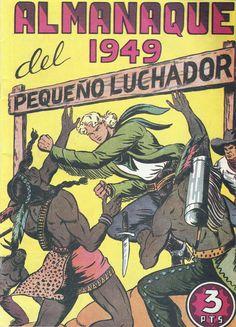 Pin by arturo tenorio on adventure pinterest comic el pequeo luchador almanaque 1949 fandeluxe Images