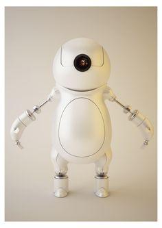 little 3D Robot