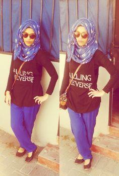 Chilled Hijabi Style