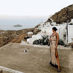 "IᖇIᔕ on Instagram: ""The view looks good from here."" Greek, Instagram, Dresses, Fashion, Vestidos, Moda, Fashion Styles, Greek Language, The Dress"