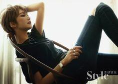 go joon hee <3