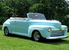 1947 Ford GS
