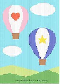 CROCHET-PATTERN-HOT-AIR-BALLOONS-IN-FLIGHT