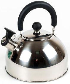 Чайник Катунь KT 105 серебристый 2.5 л нержавеющая сталь