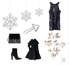 The SoBo Edit | The Sparkly Dress By Patrizia Pepe