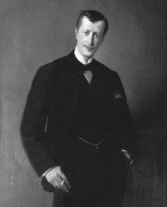 The 5th Earl of Carnarvon, courtesy of Highclere Castle Archives