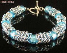 Lovely roundmaille bracelet