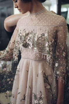 Once Upon A Dream, Paolo Sebastian SS18 Couture Collection. Photography by Lei Lei Clavey - Lei Lady Lei Blog #Womendresses