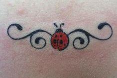 41+ Beautiful Ladybug Tattoos Ideas