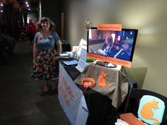 Ready to talk to people! Expo 2015, Seattle, Challenges, Desk, Friends, People, Fun, Amigos, Desktop