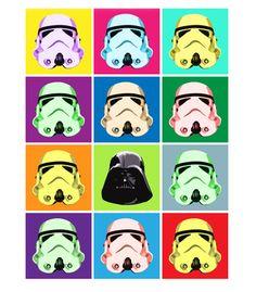Vandal - Pop Art - Star Wars by YAY Store