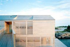 case in legno con pareti ventilate - Cerca con Google