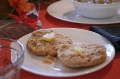 The Little Acre that Could: gluten-free, no xanthan gum biscuits