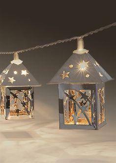 20 Decorative Lantern Lights (3.15m)