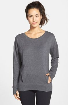 Zella 'Amore' Pullover available at #Nordstrom