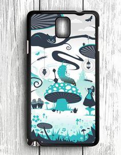 Alice In Wonderland Samsung Galaxy Note 3 Case