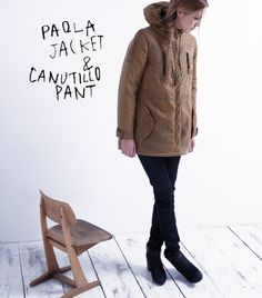 Paola Jacket  // Canutillo Pant Fashion News, Winter Jackets, Man Women, Men, Style, Women, Winter Coats, Winter Vest Outfits