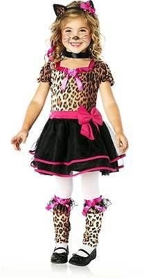 Kitty Cat Costume 3t