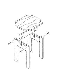 DIY Furniture System | 藤森泰司アトリエ