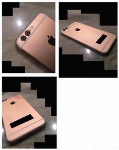 i phone 6s gold