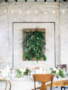 Pretty Warehouse Wedding Inspiration by Natashia Nicole Photography