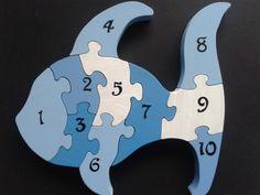 Fish Jigsaw - The Supermums Craft Fair