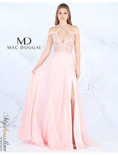 c5bf0e0019 Mac Duggal 66879M prom 2019 evening dress Mac Duggal