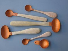 Kitchen ~ Maike Dahl copper and wood Kitchenware, Tableware, Serveware, Wood Spoon, Wooden Plates, Kitchen Utensils, Decorative Objects, Aluminium, Metal Working