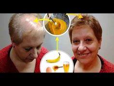 Ein Rezept, um die Haare zu wachsen, alle Ärzte waren überrascht! - YouTube