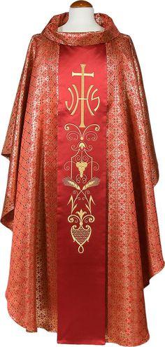 estolas bordadas - Buscar con Google Communion Sets, Priest, My Favorite Color, Embroidery Patterns, Ministry, Google, Fashion, Altars, Dress