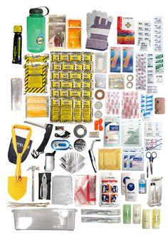 183 piece Lifeline Emergency Preparedness Kit $104.99 + Free Shipping