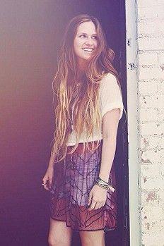 Hair length goals!!