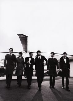 They're so dapper I cant take it!! #2pm