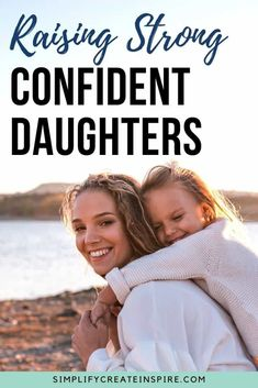 Raising confident daughters is a goal most girl mothers have. We want our kids to grow up with goals and aspirations that lead them to a successful and thriving future. And we don't want anything to hold them back! This can be a challenge for parents if confidence is not something that comes naturally. These tips for helping girls to be more confident, strong-willed and self-assured will help you as a parent support them through their youth. Marriage Advice, Relationship Advice, Relationships, Parenting Advice, Kids And Parenting, New Friendship, Conflict Resolution, Blog Love, Best Blogs