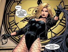 Black Canary                                                                                                                                                     More
