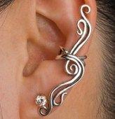 diy ear cuff    *OMG I love this one!