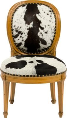 Pony Chair - One Kings Lane - Vintage & Market Finds - Furniture