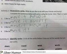 Picture # 6 collection funny kids picture pics) for December 2015 – Funny Pictures, Quotes, Pics, Photos, Images and Very Cute animals. Funny Kid Answers, Funniest Kid Test Answers, Kids Test Answers, Funny Shit, Funny Pins, The Funny, Funny Stuff, English Exam Papers, Funny Texts