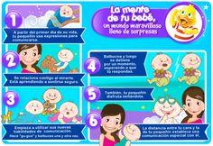 La mente de tu bebé: un mundo maravilloso lleno de sorpresas