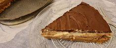 Csupakrém torta sütés nélkül: fényes csokimáz koronázza meg - Receptek | Sóbors Tiramisu, Pie, Ethnic Recipes, Desserts, Food, Advent, Torte, Tailgate Desserts, Cake