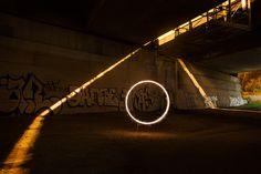 Striking Light Painting Photography by Nicolas Rivals Light Painting Photography, Art Photography, Photographic Film, New Media Art, Behance, French Photographers, Grid Design, Medium Art, Graffiti