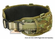 HSGI Sure-Grip Padded Belt