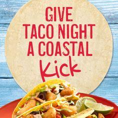 Fiesta Shrimp #Taco recipe