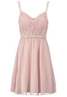 In diesem Kleid bist du der Hingucker! Laona Cocktailkleid / festliches Kleid - cream pink für € 179,95 (26.07.16) versandkostenfrei bei…