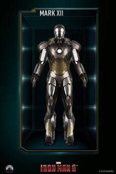 東尼史塔克 鋼鐵人 Tony Stark: All Iron Man Suits Gallery