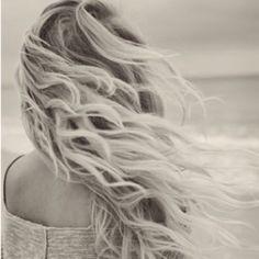 Beach hairr